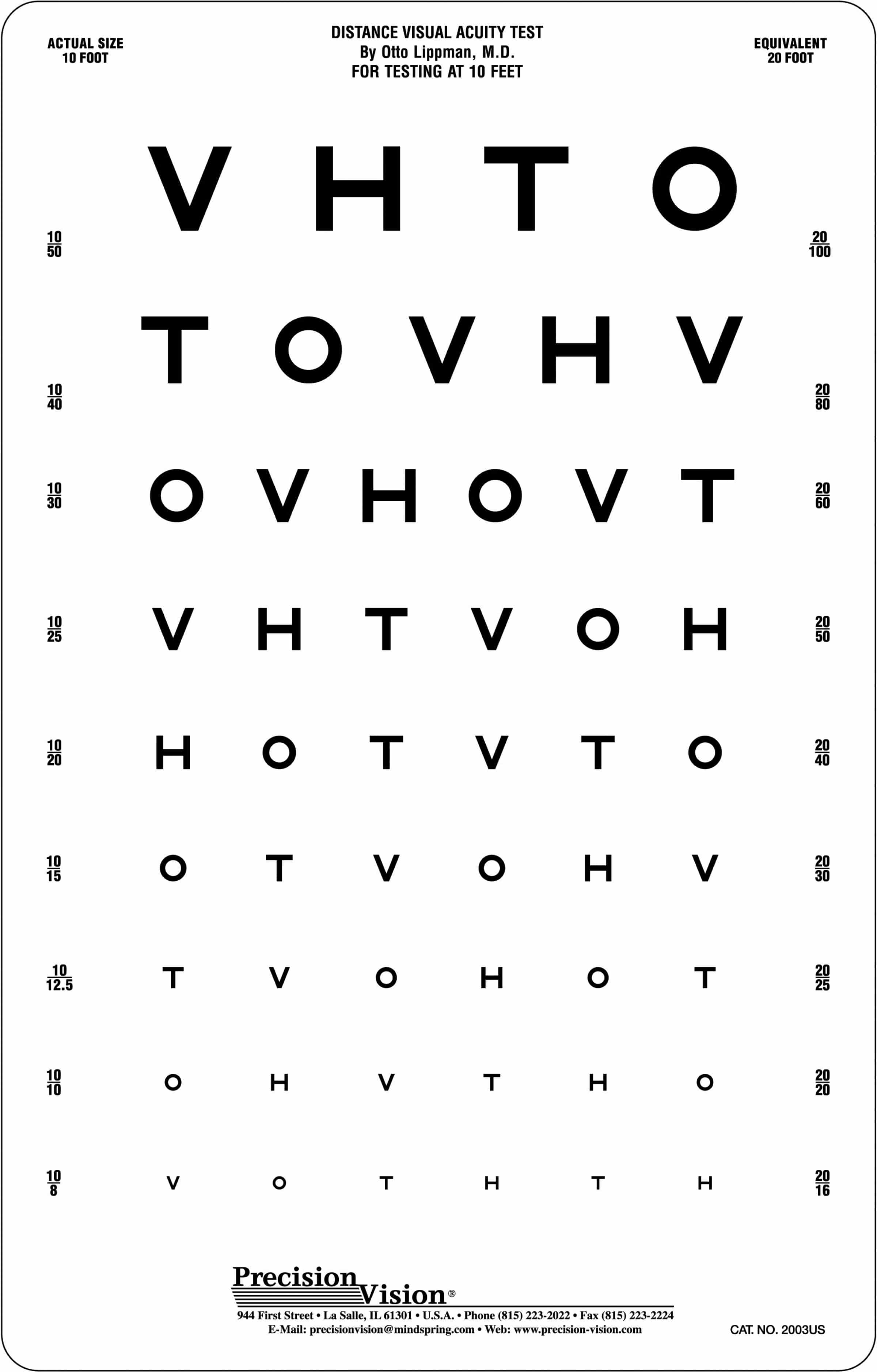 Hotv interaction bar distance eye chart 10ft precision vision 1725 add to cart nvjuhfo Choice Image
