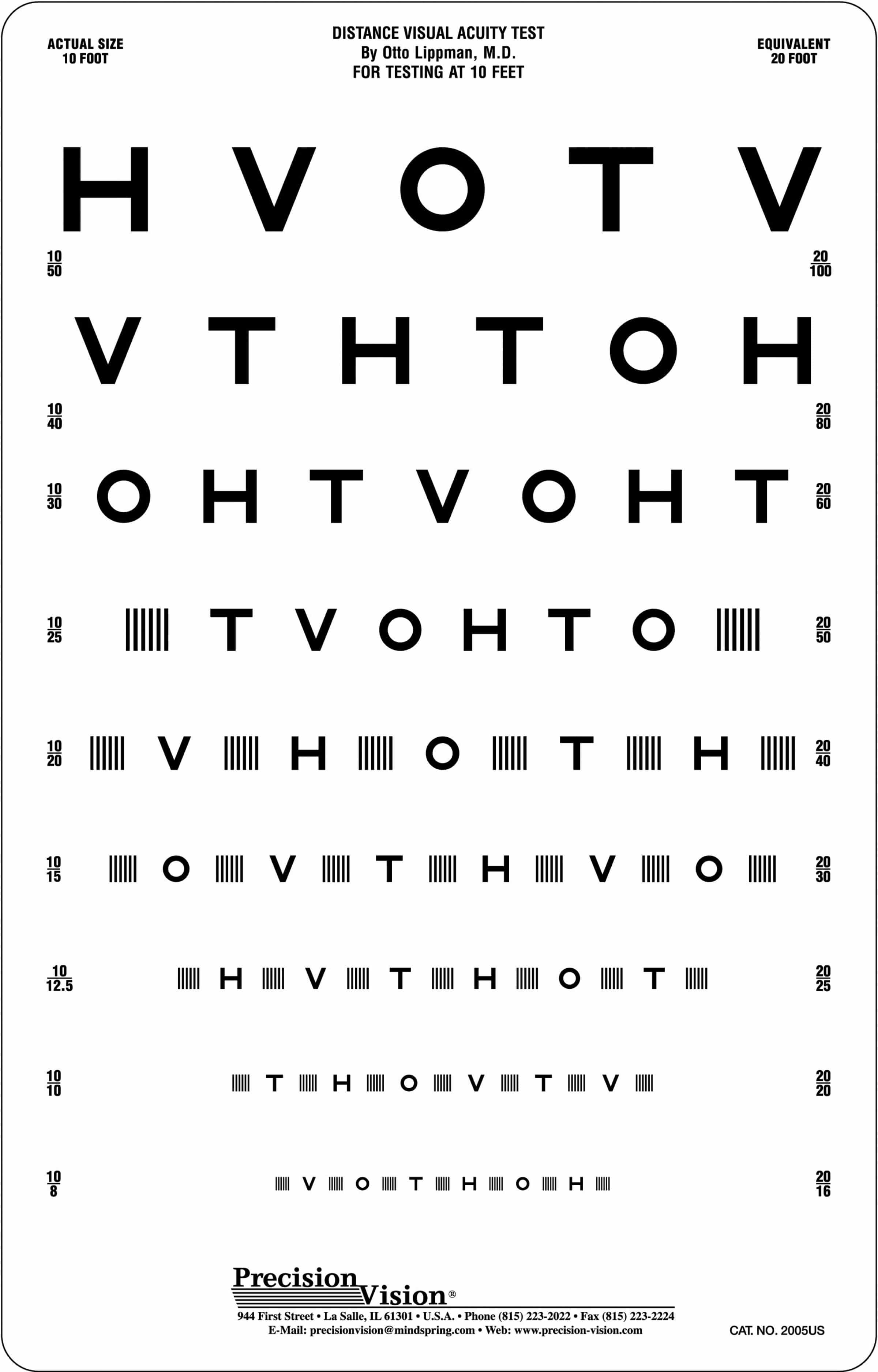 Pediatric testing charts precision vision 1725 add to cart nvjuhfo Image collections